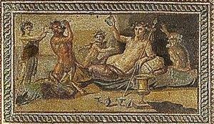 hercules_and_Dionysus_Mosaic